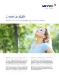 Cover-Umweltanalytik